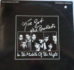 Cover - I've Got The Bullets: In The Middle Of The Night