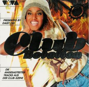 Cover - DJ Digress: Club Rotation Vol. 24