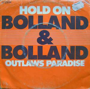 Cover - Bolland & Bolland: Hold On