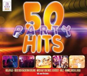 Cover - Solid Gold: 50 Party Hits