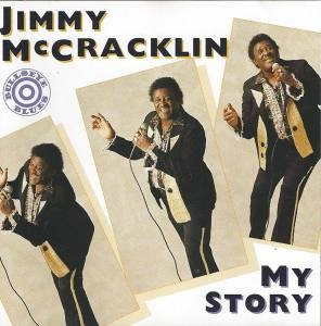 Cover - Jimmy McCracklin: My Story