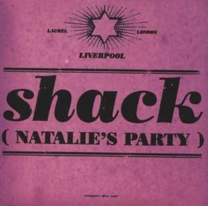 Cover - Shack: Natalie's Party