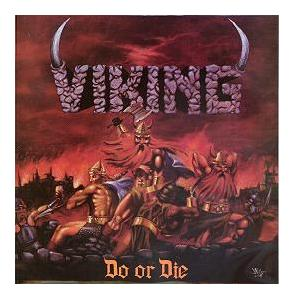 Viking: Do Or Die - Cover