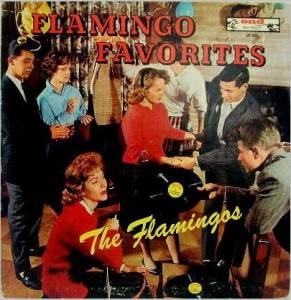 Cover - Flamingos, The: Flamingo Favorites
