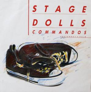 Cover - Stage Dolls: Commandos