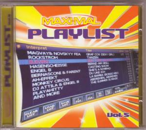 Maxi-Mal Playlist Vol. 5 (CD) - Bild 1
