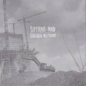 Suffering Mind: Guantanamo Party Program - Cover