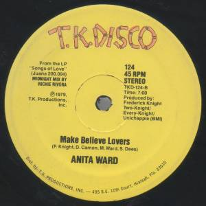 "Anita Ward: Ring My Bell (12"") - Bild 2"