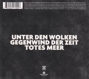 Die Toten Hosen: Unter Den Wolken (Single-CD) - Bild 2