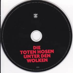 Die Toten Hosen: Unter Den Wolken (Single-CD) - Bild 4