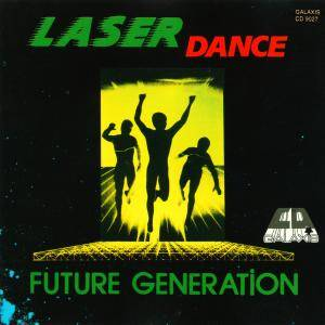 Laserdance: Future Generation - Cover