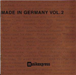 Musikexpress - Made In Germany Vol. 2 - Cover