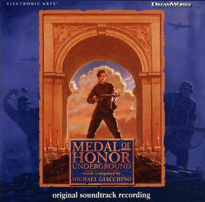 Cover - Michael Giacchino: Medal Of Honor Underground