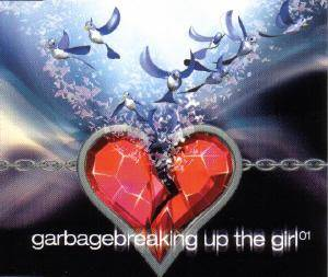 Garbage: Breaking Up The Girl - Cover