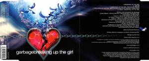 Garbage: Breaking Up The Girl (Single-CD) - Bild 4
