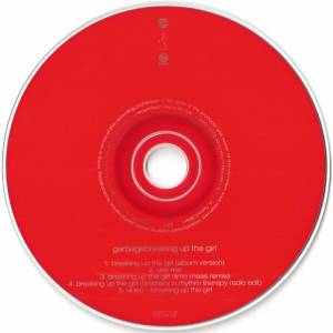 Garbage: Breaking Up The Girl (Single-CD) - Bild 5