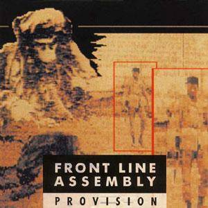 Front Line Assembly: Provision - Cover