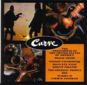 Cover - DAG: Curve - Listen Up !