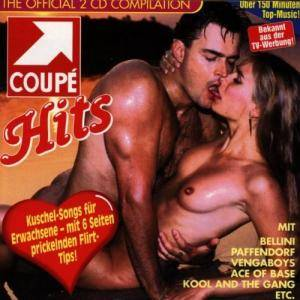 Cover - 2 The Soul: Coupé Hits : Party Hits / Erotic Moments