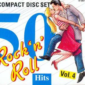 Cover - Dee Dee Sharp: 50 Rock 'n' Roll Hits Vol. 4