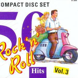 Cover - Larks, The: 50 Rock 'n' Roll Hits Vol. 3