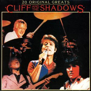Cover - Cliff Richard & The Shadows: 20 Original Greats