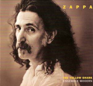 Frank Zappa: Yellow Shark, The - Cover