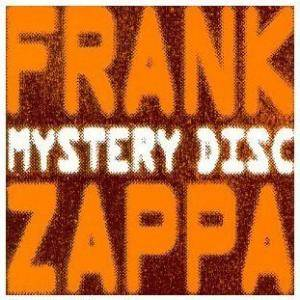 Frank Zappa: Mystery Disc - Cover