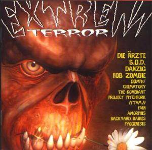 Extrem Terror - Cover