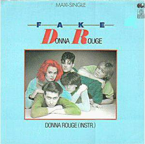 Cover - Fake: Donna Rouge