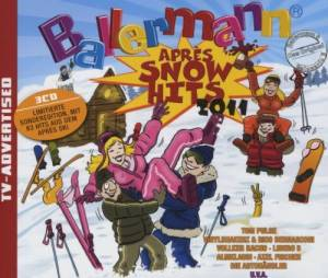 Cover - Almklausi: Ballermann Apres Snow Hits 2011