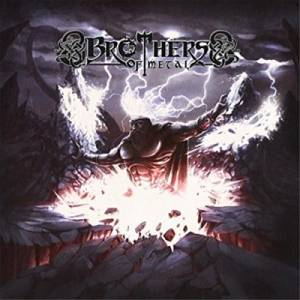 Brothers Of Metal: Prophecy Of Ragnarök - Cover