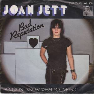 Cover - Joan Jett: Bad Reputation