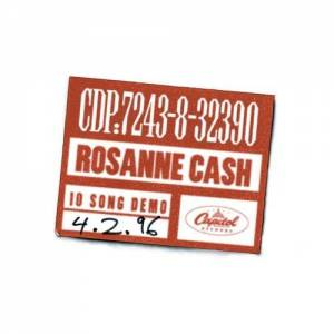 Cover - Rosanne Cash: 10 Song Demo