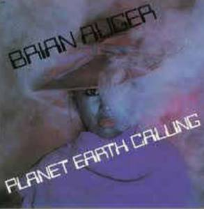 Cover - Brian Auger: Planet Earth Calling