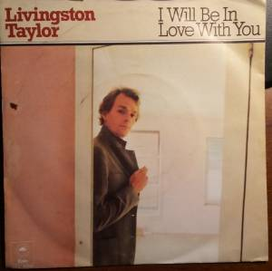 Cover - Livingston Taylor: I Will Be In Love With You