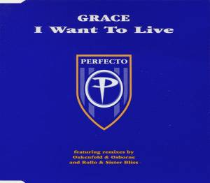 Cover - Grace: I Want To Live