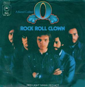 "Cover - A Band Called ""O"": Rock Roll Clown"