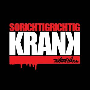 Cover - Too Strong: Krank