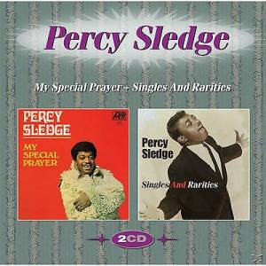 Cover - Percy Sledge: My Special Prayer + Singles And Rarities