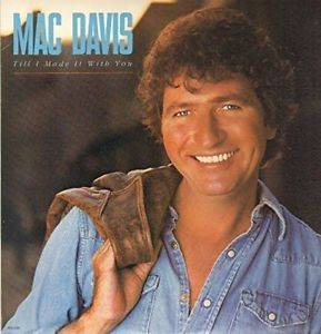 Cover - Mac Davis: Till I Made It With You