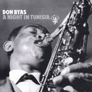 Don Byas: Night In Tunisia, A - Cover