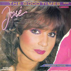 Cover - José: Good Times, The