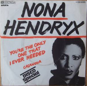 Cover - Nona Hendryx: You're The Only One That I Ever Needed