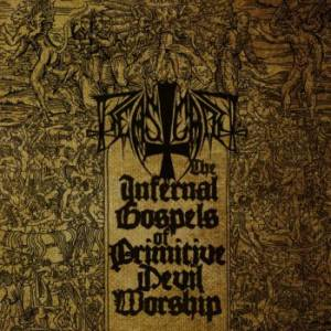 Beastcraft: Infernal Gospels Of Primitive Devil Worship, The - Cover
