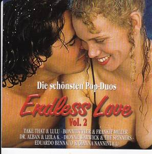"Cover - Beth Anderson And Joe ""Bean"" Esposito: Endless Love Vol. 2 - Die Schönsten Pop-Duos"