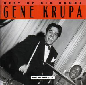 Cover - Gene Krupa & His Orchestra: Drum Boogie (Columbia)