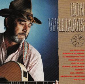 Cover - Don Williams: Prime Cuts