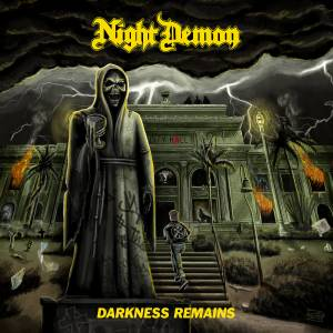 Cover - Night Demon: Darkness Remains