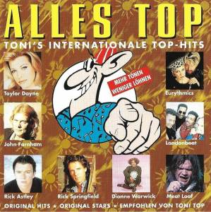 Cover - Coldcut Feat. Lisa Stansfield: Alles Top - Toni's Internationale Top-Hits